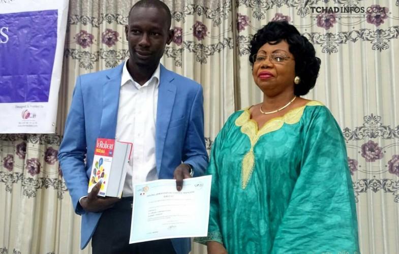Tchad : 228 nouveaux diplômés sortent du Centre d'Apprentissage de la Langue Française