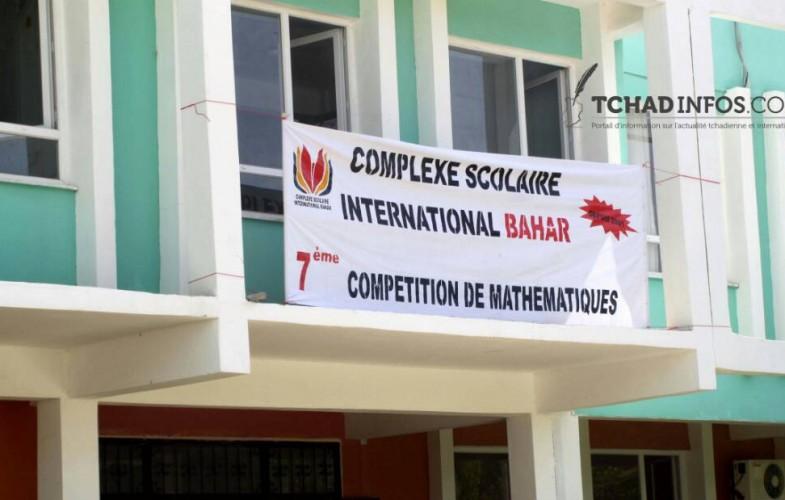 Tchad: 7e édition de la compétition de mathématique organisé par le complexe scolaire Bahr