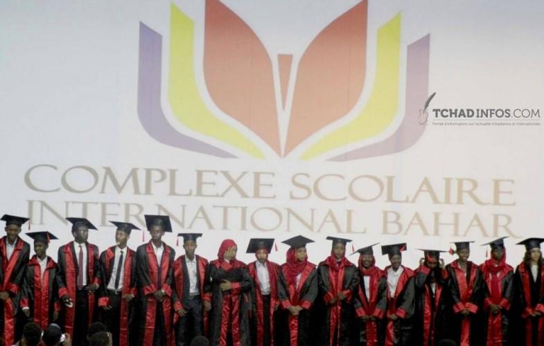 Le complexe scolaire international Bahar prime les lauréats de la compétition de mathématique