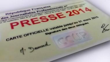 Tchad : le HCC suspend la délivrance de la carte de presse