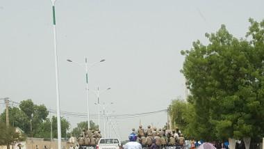 Société : la Police rafle des mendiants errants à N'Djaména