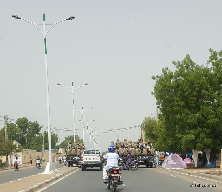 Tchad: la police prend position devant le centre Don Bosco