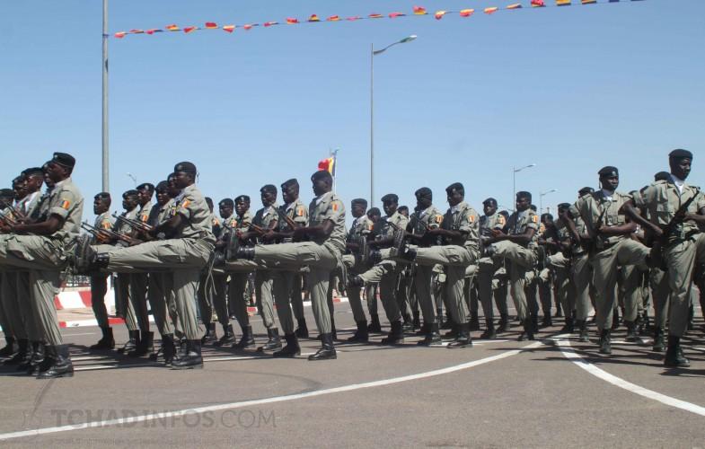 Tchad: 14 policiers révoqués de la Police nationale