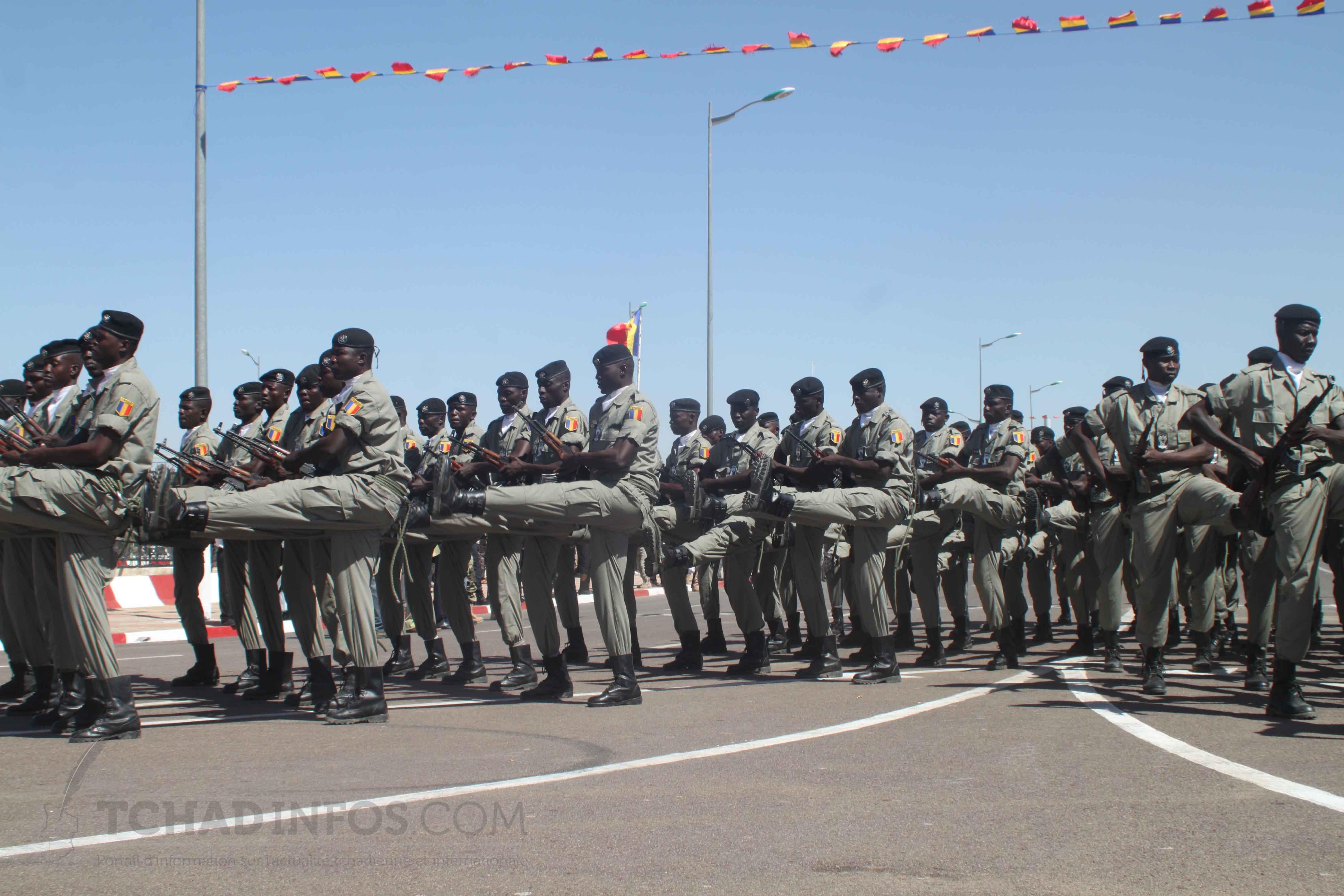 tchad 14 policiers r voqu s de la police nationale tchadinfos com rh tchadinfos com tchadinfos tchadpages