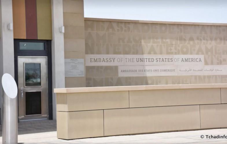 Tchad : l'ambassade des Etats-unis déménage dans ses nouveaux locaux