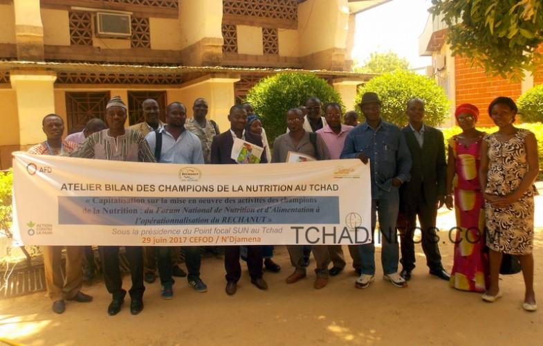 RECHANUT : Les champions de la nutrition capitalisent sur leurs diverses contributions dans la plateforme SUN