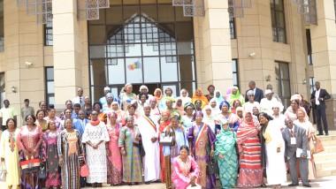 Terrorisme: Les femmes parlementaires du Sahel sensibilisés sur l'extrémisme violent