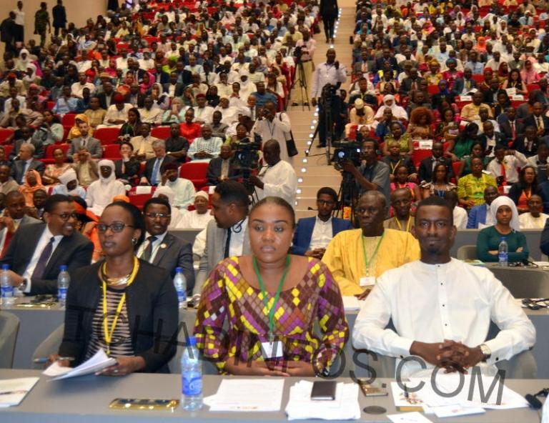 """Choix des membres du comité d'organisation du dialogue : le CNJT rassure que la concertation au niveau des organisations de jeunes est à un niveau """"très avancé"""""""