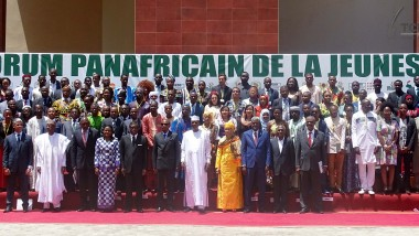 Tchad : Ouverture du Forum panafricain de la jeunesse