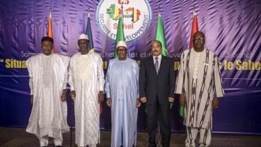 Un sommet du G5 Sahel prévu le 2 juillet 2017 à Bamako en présence de Macron