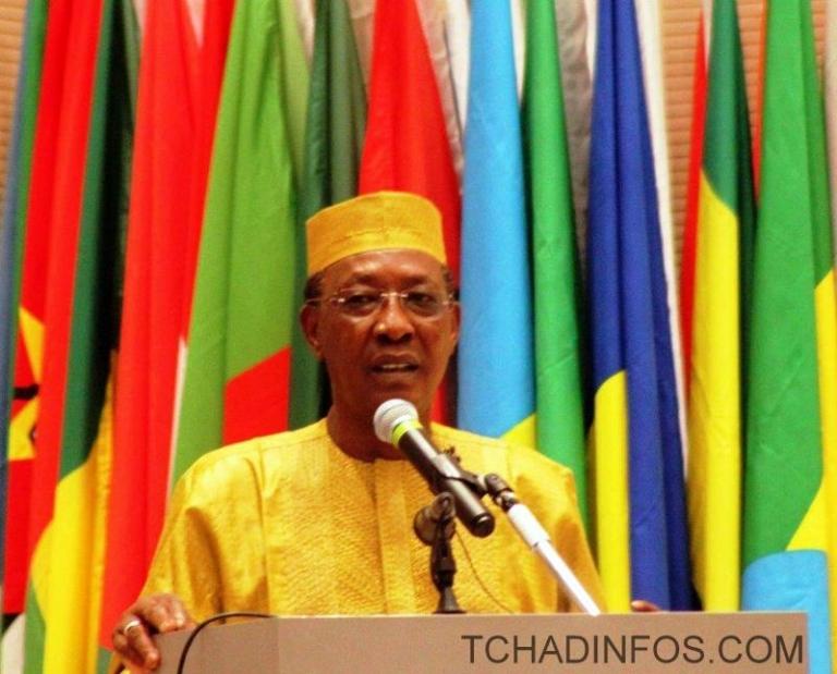 Tchad : la notion de la citoyenneté vue par Idriss Déby Itno