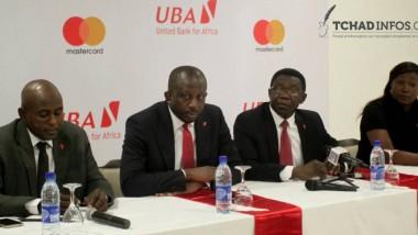 UBA Tchad lance la MasterCard