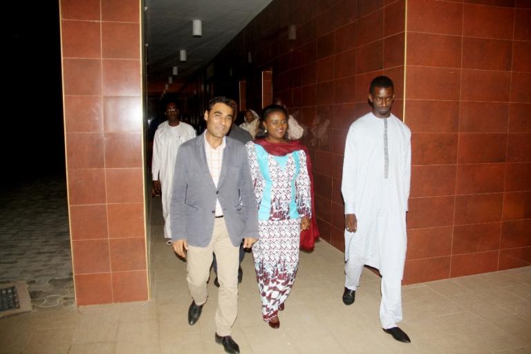 Une délégation de l'UPJ est à N'Djaména pour préparer le Forum Panafricain de la Jeunesse
