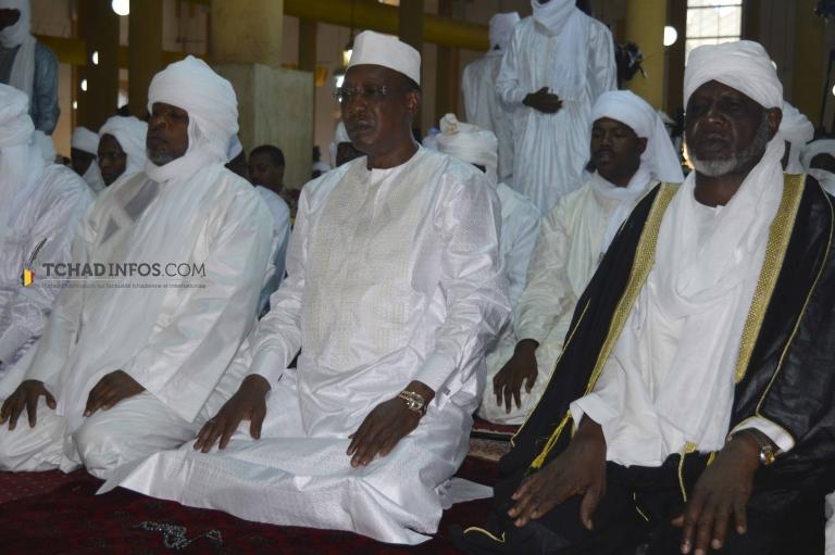 Tchad : l'imam de la grande mosquée de N'Djamena dénonce les dérives de la société dans son sermon