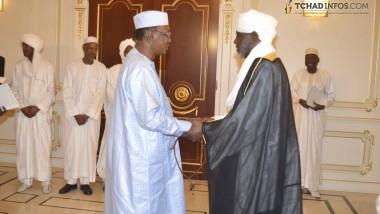 Tchad : Deby enjoint le Conseil Supérieur des Affaires islamiques à mettre fin aux querelles entre les musulmans