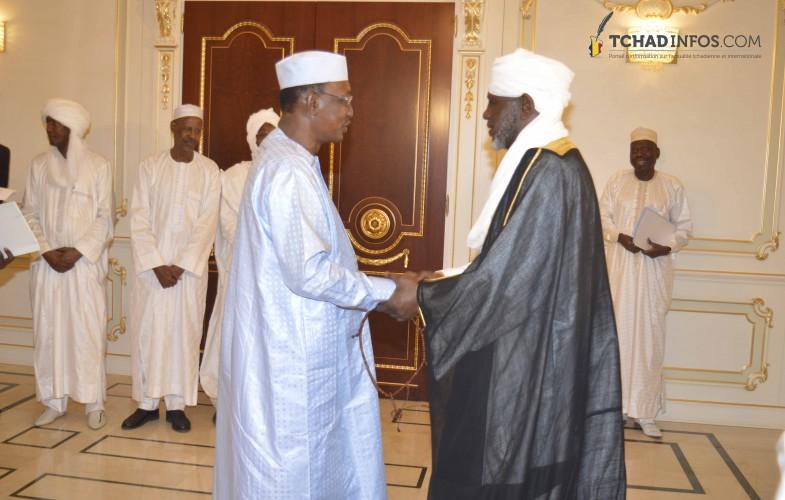 Tchad : Deby appelle les musulmans au respect de la forme républicaine de l'Etat