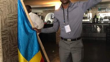 Jeunesse: «Nous sommes l'avenir de ce pays, investir en nous, c'est investir pour le futur du Tchad», Roland M. Ndeikoubou
