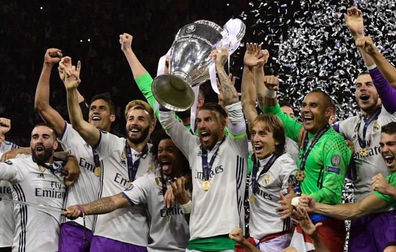 Ligue des champions : le Real Madrid conserve son titre