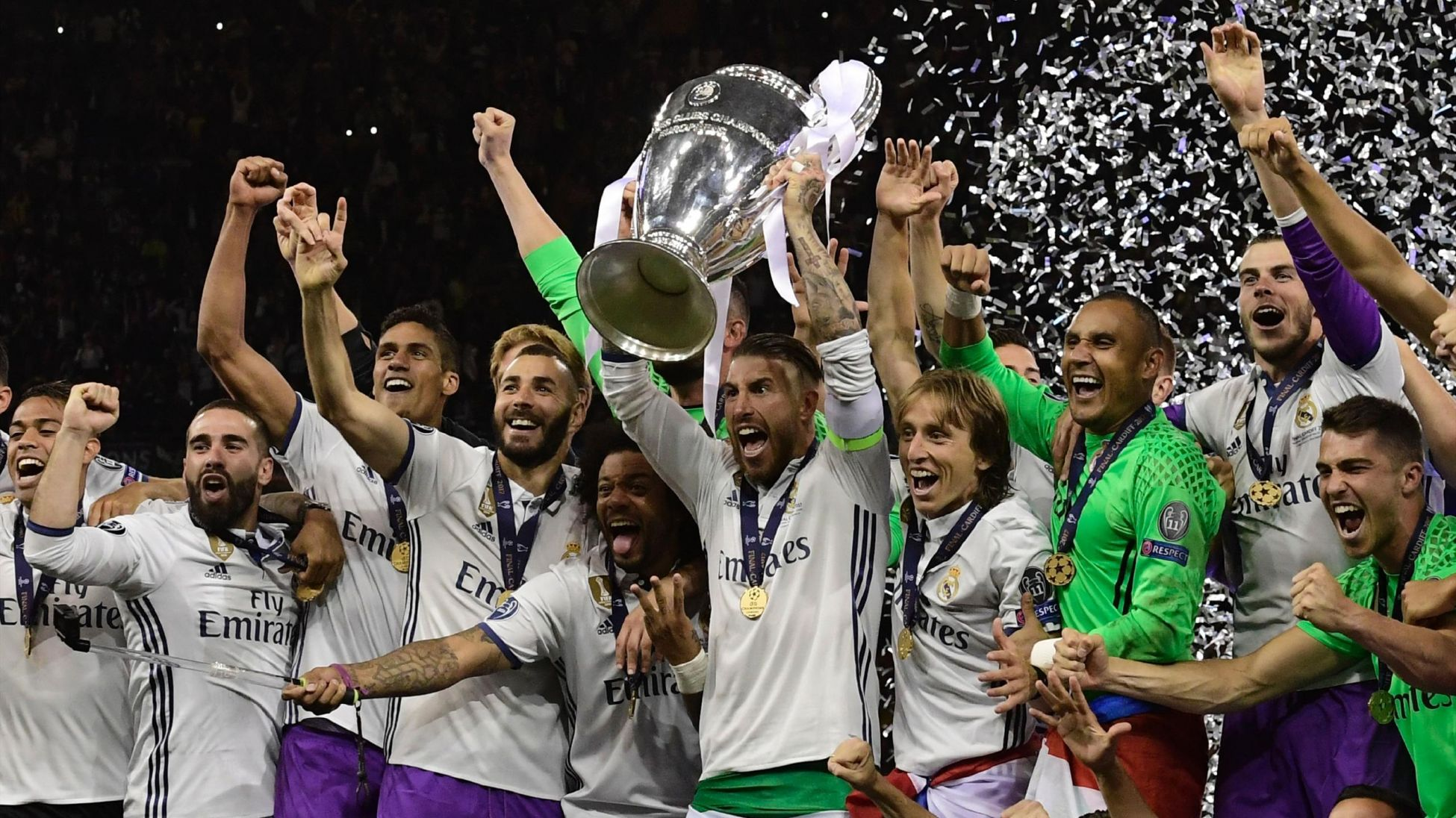 Ligue Des Champions Le Real Madrid Conserve Son Titre