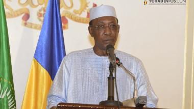 Vœux de l'Aîd : le président Déby ne démord pas contre la mauvaise gestion des biens publics