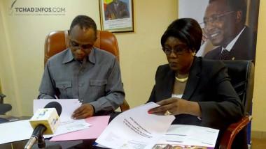 Le ministère de la Santé publique et la Fondation Grand Cœur s'engagent à s'entraider
