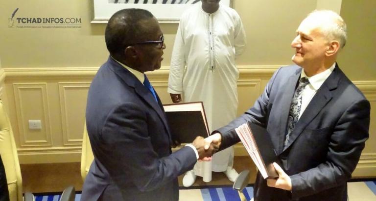 Le Tchad et le consortium pétrolier Esso-Petronas enterrent la hache de guerre