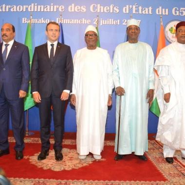 "G5 Sahel : Macron reporte la ""convocation"" de Pau"