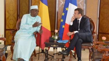 Emmanuel Macron au Tchad, c'est quoi le projet?