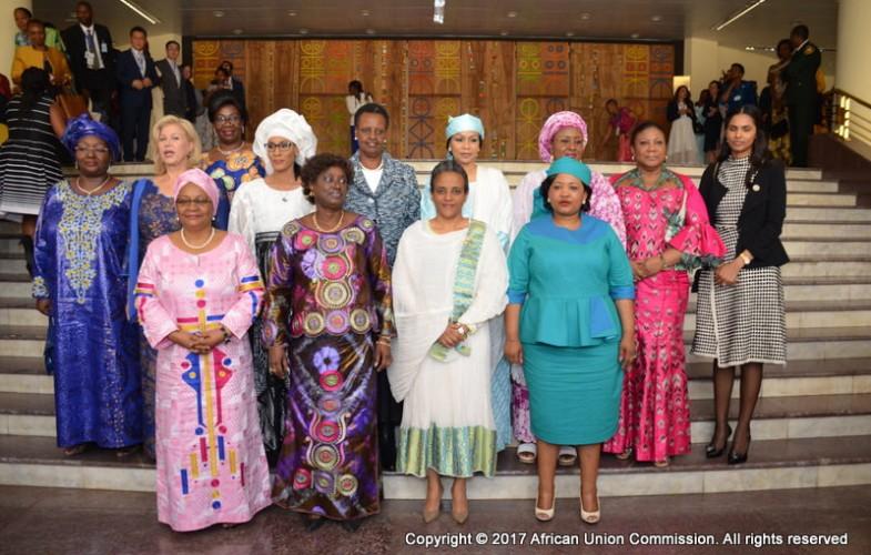 Les Premières Dames d'Afrique engagent d'énormes réformes de leur organisation