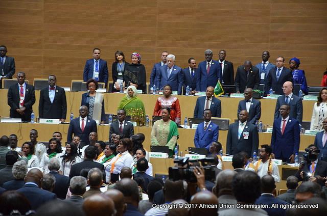 Ouverture du 29e sommet de l'UA à Addis-Abeba