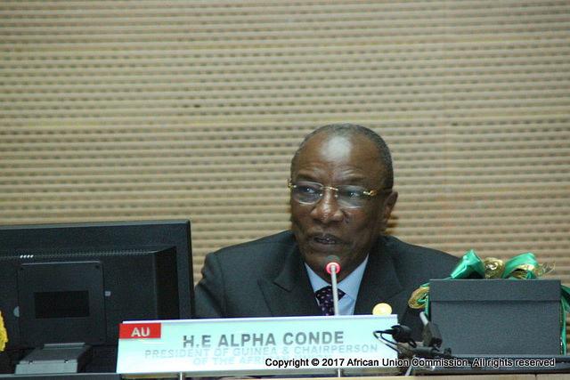 Le président en exercice de l'Union africaine condamne l'attentat perpétré en Somalie
