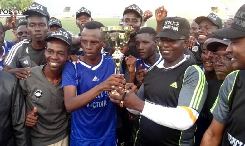 L'As Police monte en première division de la Ligue de Football de Ndjamena