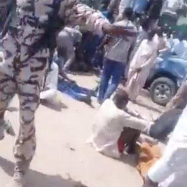 Tchad : accident d'un véhicule transportant des prisonniers (vidéo)