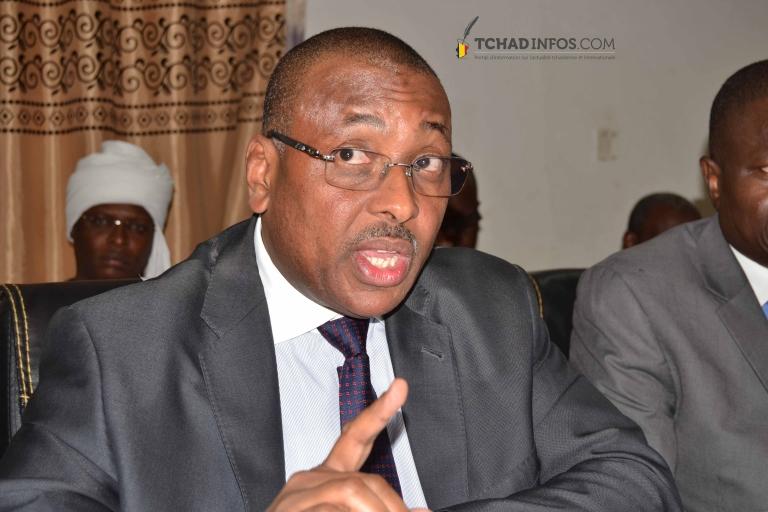 « Dans toutes les régies financières, le vol est établi comme une règle, il est très difficile de lutter contre le vol » M. Christian Georges Diguimbaye