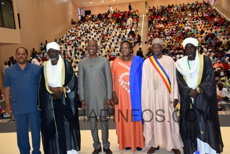 Tchad: Fin du Symposium Islam, «Dividende démographique et bien-être familial»