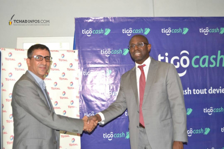 Tchad: Désormais achetez tous vos produits Total via Tigo Cash