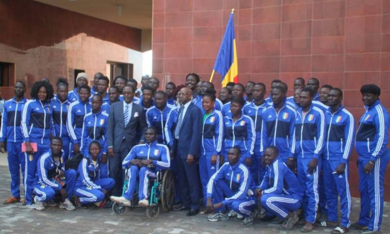 Tchad: 8ème Jeux de la Francophonie, les représentants sont prêts