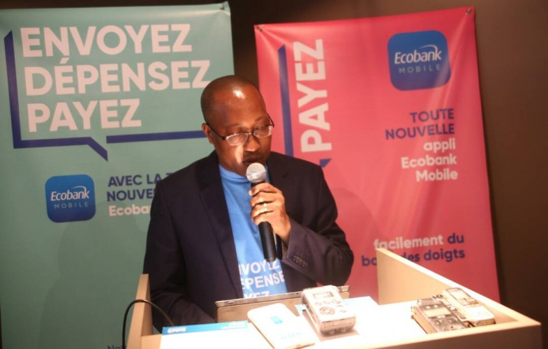 Tchad : Ecobank lance son application mobile