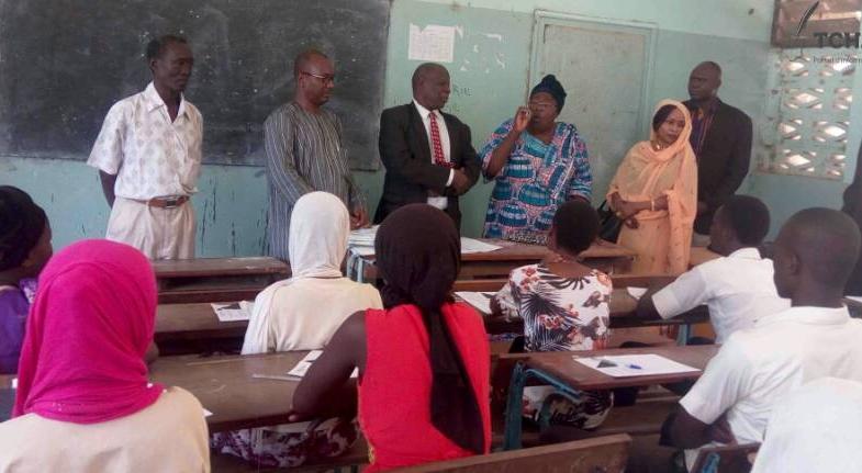 Tchad/Education: Fin des épreuves écrites du Brevet d'Enseignement Fondamental