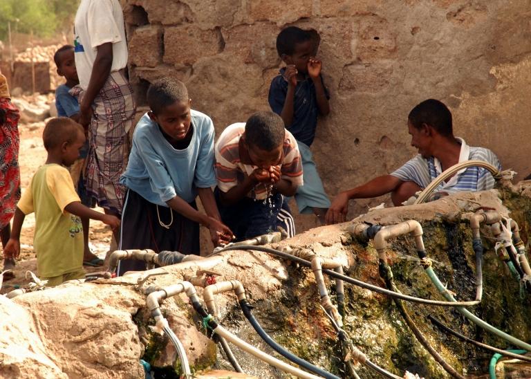 Selon l'OMS 30% de la population mondiale est privée d'eau potable à domicile