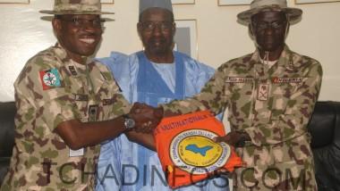 Lutte contre Boko Haram: La Force Multinationale Mixte a un nouveau commandant