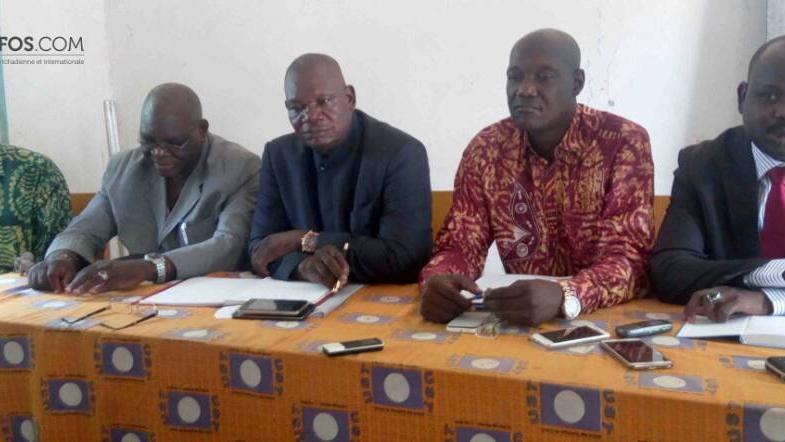 Tchad: la plateforme syndicale suspend sa participation au comité technique tripartite