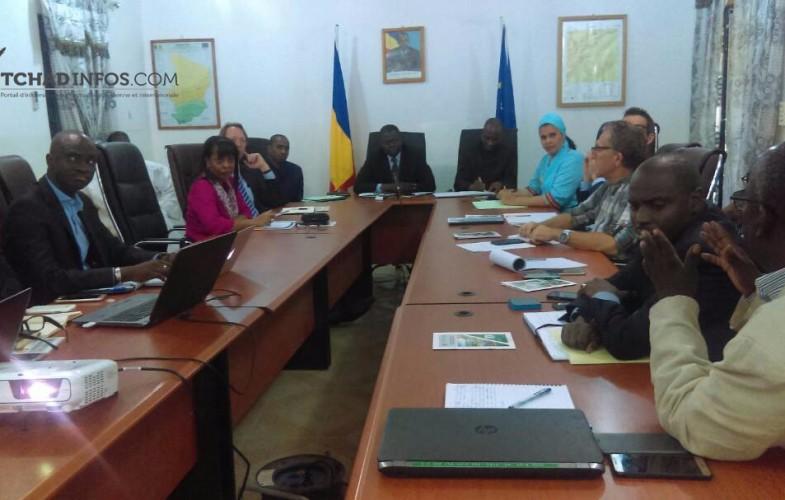 Tchad/ PND : Le comité d'organisation de la table ronde tient sa première réunion
