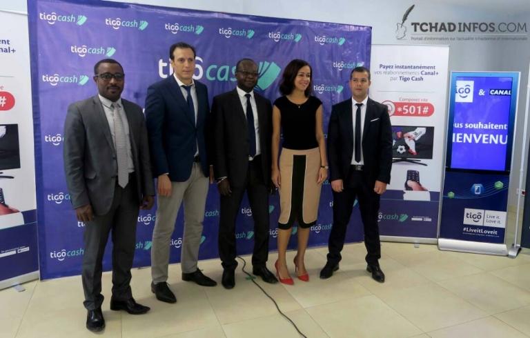 Tchad: Désormais il est possible de se réabonner à canal+ avec Tigo cash
