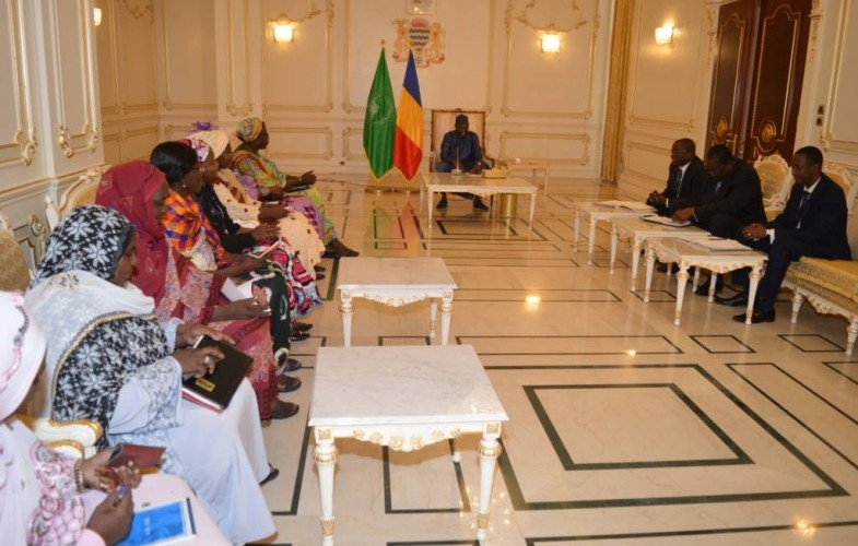 Tchad: Deby consulte, les ADH, les Syndicats et les Femmes dans le cadre du Forum National