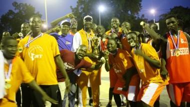 Sport : Les Bâtisseurs BHT remporte le championnat 2017 de la Ligue de Basketball de N'Djaména