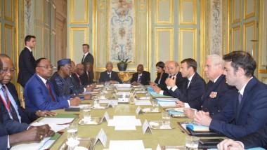 """Crise migratoire : """"Le problème fondamental restera toujours le développement (…), il faut des ressources"""" Idriss Deby"""