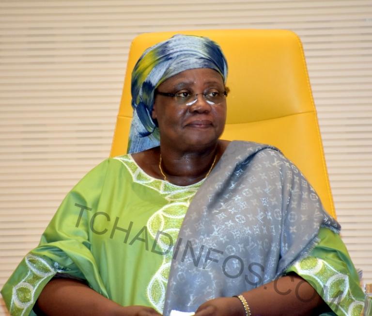 Ngarmbatina C. Sou IV : « L'allaitement maternel réduit les dépenses des ménages »