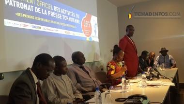 Médias : le Patronat de la presse tchadienne lance ses activités