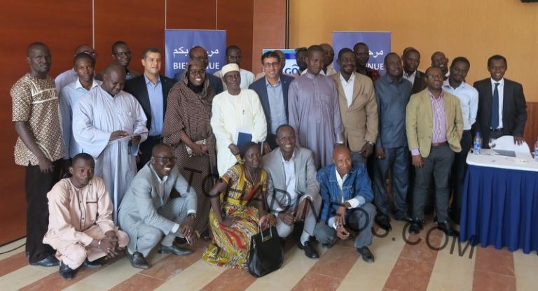 Tchad : 20 jeunes primés lors d'un jeu concours organisé par l'Adetic à Bol